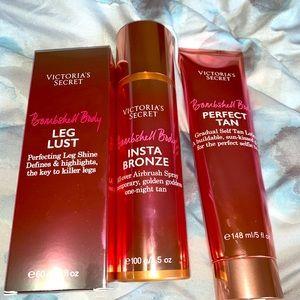 Victoria's Secret bombshell body tanning set